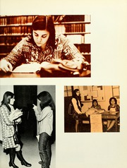 Page 15, 1973 Edition, Stern College for Women - Kochaviah Yearbook (New York, NY) online yearbook collection