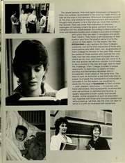 Page 7, 1986 Edition, Stern College for Women - Kochaviah Yearbook (New York, NY) online yearbook collection