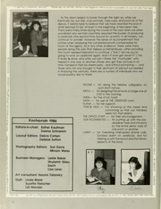 Page 8, 1986 Edition, Stern College for Women - Kochaviah Yearbook (New York, NY) online yearbook collection