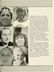 Page 7, 1988 Edition, Stern College for Women - Kochaviah Yearbook (New York, NY) online yearbook collection