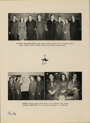 Page 13, 1947 Edition, Morris Harvey College - Harveyan Yearbook (Charleston, WV) online yearbook collection