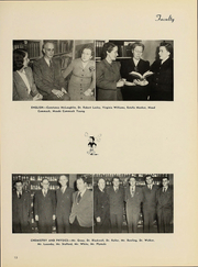 Page 14, 1947 Edition, Morris Harvey College - Harveyan Yearbook (Charleston, WV) online yearbook collection