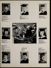 Page 13, 1954 Edition, Morris Harvey College - Harveyan Yearbook (Charleston, WV) online yearbook collection