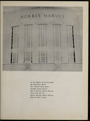 Page 7, 1954 Edition, Morris Harvey College - Harveyan Yearbook (Charleston, WV) online yearbook collection
