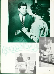 Page 10, 1961 Edition, Morris Harvey College - Harveyan Yearbook (Charleston, WV) online yearbook collection