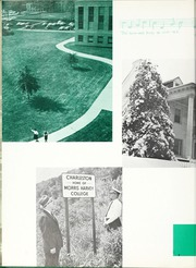 Page 12, 1961 Edition, Morris Harvey College - Harveyan Yearbook (Charleston, WV) online yearbook collection
