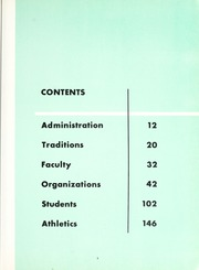 Page 9, 1961 Edition, Morris Harvey College - Harveyan Yearbook (Charleston, WV) online yearbook collection
