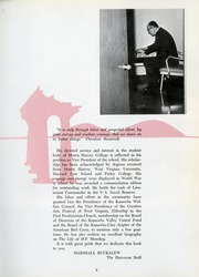 Page 9, 1964 Edition, Morris Harvey College - Harveyan Yearbook (Charleston, WV) online yearbook collection