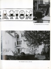 Page 15, 1965 Edition, Morris Harvey College - Harveyan Yearbook (Charleston, WV) online yearbook collection