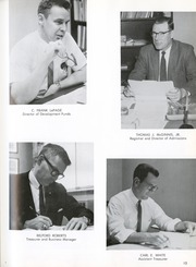 Page 17, 1965 Edition, Morris Harvey College - Harveyan Yearbook (Charleston, WV) online yearbook collection