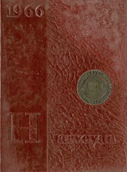 1966 Edition, Morris Harvey College - Harveyan Yearbook (Charleston, WV)
