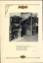 Page 14, 1930 Edition, Pasadena College - La Sierra Yearbook (Pasadena, CA) online yearbook collection