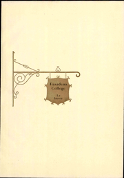 Page 7, 1930 Edition, Pasadena College - La Sierra Yearbook (Pasadena, CA) online yearbook collection