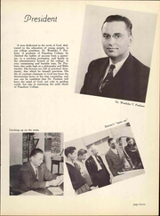 Page 17, 1951 Edition, Pasadena College - La Sierra Yearbook (Pasadena, CA) online yearbook collection