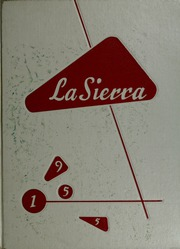 1955 Edition, Pasadena College - La Sierra Yearbook (Pasadena, CA)