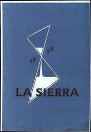 1965 Edition, Pasadena College - La Sierra Yearbook (Pasadena, CA)