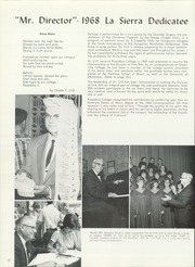 Page 16, 1968 Edition, Pasadena College - La Sierra Yearbook (Pasadena, CA) online yearbook collection
