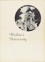 Page 5, 1938 Edition, Wichita State University - Parnassus Yearbook (Wichita, KS) online yearbook collection