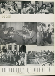 Page 11, 1946 Edition, Wichita State University - Parnassus Yearbook (Wichita, KS) online yearbook collection