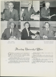 Page 14, 1946 Edition, Wichita State University - Parnassus Yearbook (Wichita, KS) online yearbook collection