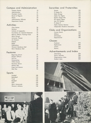 Page 11, 1955 Edition, Wichita State University - Parnassus Yearbook (Wichita, KS) online yearbook collection