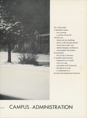 Page 13, 1955 Edition, Wichita State University - Parnassus Yearbook (Wichita, KS) online yearbook collection