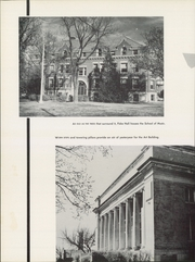 Page 16, 1955 Edition, Wichita State University - Parnassus Yearbook (Wichita, KS) online yearbook collection