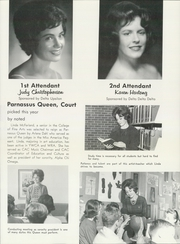 Page 131, 1963 Edition, Wichita State University - Parnassus Yearbook (Wichita, KS) online yearbook collection