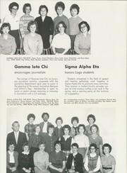 Page 207, 1963 Edition, Wichita State University - Parnassus Yearbook (Wichita, KS) online yearbook collection