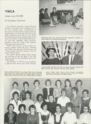Page 209, 1963 Edition, Wichita State University - Parnassus Yearbook (Wichita, KS) online yearbook collection