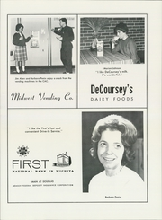 Page 215, 1963 Edition, Wichita State University - Parnassus Yearbook (Wichita, KS) online yearbook collection