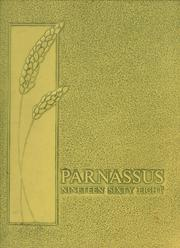 Page 1, 1968 Edition, Wichita State University - Parnassus Yearbook (Wichita, KS) online yearbook collection