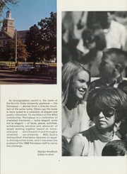 Page 13, 1968 Edition, Wichita State University - Parnassus Yearbook (Wichita, KS) online yearbook collection