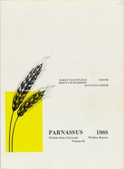 Page 5, 1968 Edition, Wichita State University - Parnassus Yearbook (Wichita, KS) online yearbook collection