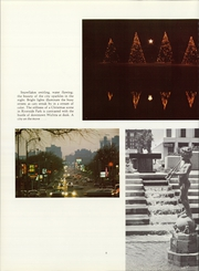 Page 12, 1971 Edition, Wichita State University - Parnassus Yearbook (Wichita, KS) online yearbook collection