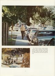 Page 17, 1971 Edition, Wichita State University - Parnassus Yearbook (Wichita, KS) online yearbook collection