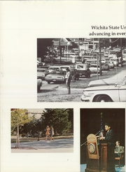 Page 6, 1971 Edition, Wichita State University - Parnassus Yearbook (Wichita, KS) online yearbook collection