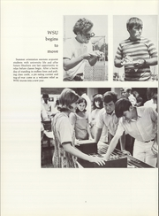 Page 8, 1971 Edition, Wichita State University - Parnassus Yearbook (Wichita, KS) online yearbook collection
