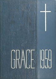 Grace Theological Seminary - Xapis / Grace Yearbook (Winona Lake, IN) online yearbook collection, 1959 Edition, Page 1
