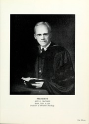 Page 15, 1959 Edition, Grace Theological Seminary - Xapis / Grace Yearbook (Winona Lake, IN) online yearbook collection