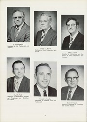 Page 8, 1976 Edition, Grace Theological Seminary - Xapis / Grace Yearbook (Winona Lake, IN) online yearbook collection