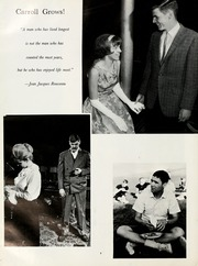 Page 10, 1966 Edition, Carroll College - Hilltopper Yearbook (Helena, MT) online yearbook collection