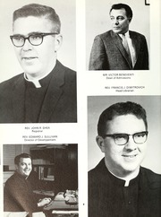 Page 12, 1967 Edition, Carroll College - Hilltopper Yearbook (Helena, MT) online yearbook collection