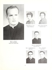 Page 13, 1967 Edition, Carroll College - Hilltopper Yearbook (Helena, MT) online yearbook collection