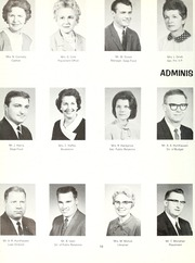 Page 14, 1967 Edition, Carroll College - Hilltopper Yearbook (Helena, MT) online yearbook collection