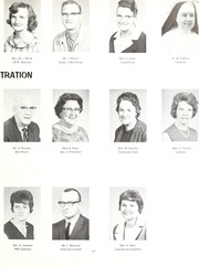 Page 15, 1967 Edition, Carroll College - Hilltopper Yearbook (Helena, MT) online yearbook collection