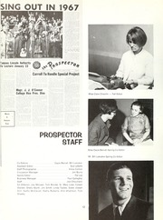 Page 16, 1967 Edition, Carroll College - Hilltopper Yearbook (Helena, MT) online yearbook collection