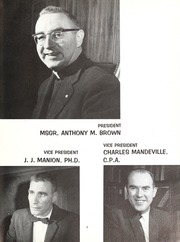 Page 9, 1967 Edition, Carroll College - Hilltopper Yearbook (Helena, MT) online yearbook collection