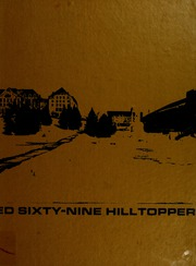 1969 Edition, Carroll College - Hilltopper Yearbook (Helena, MT)