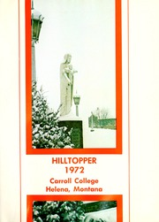 Page 7, 1972 Edition, Carroll College - Hilltopper Yearbook (Helena, MT) online yearbook collection
